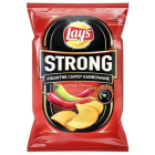 LAYS STRONG Chipsy Ostre Chilli 140g