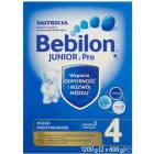 BEBILON Junior 4 Mleko modyfikowane z Pronutra+ - po 24 miesiącu 1.2kg