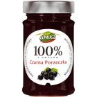 ŁOWICZ 100% z owoców Dżem z czarnej porzeczki 220g