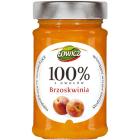 ŁOWICZ 100% z owoców 100% z owoców brzoskwinia 220g