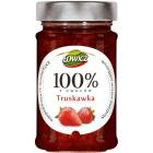 ŁOWICZ 100% z owoców 100% z owoców truskawka 220g