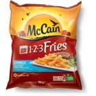 MCCAIN 1.2.3 Frytki karbowane mrożone 750g
