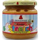 ZWERGENWIESE Pasta słonecznikowa z pomidorami dla dzieci bez cukru BIO 180g