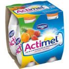 DANONE Actimel Wieloowocowy Napój mleczny (4 sztuki) 400g