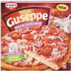 DR. OETKER GUSEPPE Pizza z szynką i sosem czosnkowym mrożona 440g