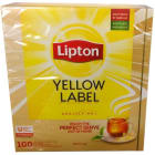 LIPTON Yellow Label Herbata ekspresowa 100 torebek 200g