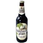 KLASZTORNE Piwo w butelce 500ml
