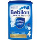BEBILON Junior 4 Mleko modyfikowane z Pronutra+ - po 24 miesiącu 800g