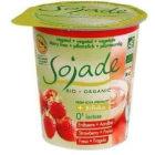 SOJADE Jogurt sojowy truskawkowy BIO 125g