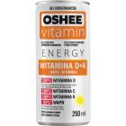 OSHEE Vitamin Energy Napój gazowany Witamina C+Wapń+Wit.D 250ml