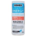OSHEE Vitamin Energy Napój gazowany Magnez+Wit.B6+Wit.B5 250ml