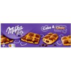 MILKA Cake&Choc Ciastka biszkoptowe z kawałkami czekolady 175g