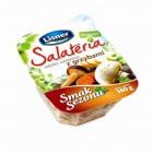 LISNER Smak sezonu Sałatka warzywna z grzybami i smażoną cebulką 140g