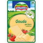 HOCHLAND Ser żołty w plastrach - Gouda 135g