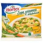 HORTEX Zupa wiosenna 9-składnikowa mrożona 450g