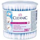 CLEANIC Patyczki kosmetyczne 200 szt. 1szt