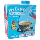 SM GOSTYŃ Mleko zagęszczone niesłodzone 7,5% 500g