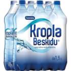 KROPLA BESKIDU Naturalna woda mineralna gazowana 6x1,5l 9l