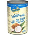 TERRASANA Mleko kokosowe 22% tłuszczu BIO 400g