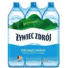ŻYWIEC ZDRÓJ Naturalna woda źródlana niegazowana 1.5l