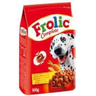 FROLIC Complete Sucha karma dla psów z wołowiną, warzywami i zbożami 500g