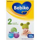 BEBIKO 2 Mleko modyfikowane - po 6 miesiącu 800g