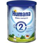 HUMANA Mleko następne 2 - po 6 miesiącu życia 800g