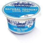 GRIKIOS Jogurt grecki 0% tłuszczu 150g