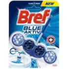 BREF Blue Aktiv Zawieszka do WC - Chlorine 50g