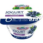 PIĄTNICA Jogurt typu greckiego 0% z jagodami 150g