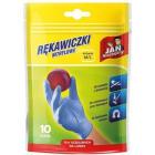 JAN NIEZBĘDNY Rękawiczki nitrylowe  M/L  (10 szt) 1szt