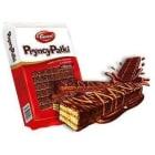 DR GERARD PryncyPałki Wafelki w deserowej czekoladzie 235g