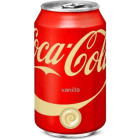 COCA COLA Vanilla Napój gazowany 330ml