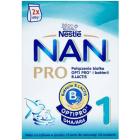 NESTLÉ Mleko dla niemowląt NAN Pro 1 - od urodzenia (2x400g) 800g