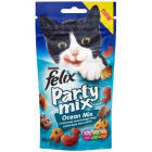 PURINA FELIX PARTY MIX Przekąska dla kotów Ocean Mix 60g