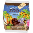 BIO ANIA Mini Zoo Ciasteczka z czekoladą BIO 100g