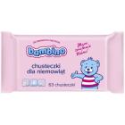 BAMBINO Chusteczki dla niemowląt 63 sztuki 1szt