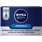 NIVEA MEN Intensywnie nawilżający krem do twarzy 50g