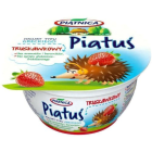 PIĄTNICA Piątuś Jogurt typu greckiego truskawkowy 125g