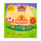 MISSION Wraps Kids Tortilla pszenna 8 szt. 320g