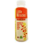 LITTLE MIRACLES Napój energetyczny trawa cytrynowa, imbir, żeń szeń BIO 330ml
