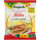 BONDUELLE Przygotowane na parze Mieszanka warzywna California mix mrożona 460g