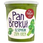 PAN POMIDOR&CO Pan Brokuł&Szpinak Zupa krem 400g