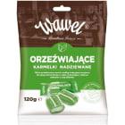 WAWEL Cukierki nadziewane karmelki Orzeźwiające 120g