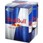 RED BULL Napój energetyczny 4x250ml 1l