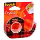 SCOTCH Taśma Crystal Clear, przezroczysta,19 mm x 7,5 m 1szt