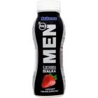 BAKOMA MEN Jogurt truskawkowy z wysoką zawartością białka - pitny 230g