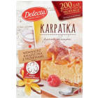 DELECTA Ciasto Karpatka 390g