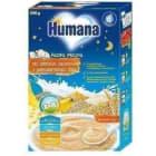 HUMANA Na Dobranoc Kaszka mleczna bananowa z pełnoziarnistych zbóż - po 6 miesiącu 200g