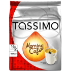 TASSIMO Morning Cafe Kawa w kapsułkach 124 g